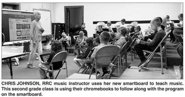 Music class technology