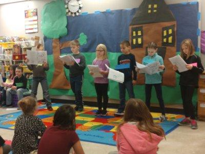 2nd grade theater