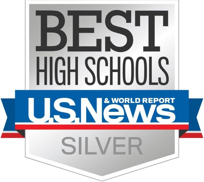 US News Silver Award